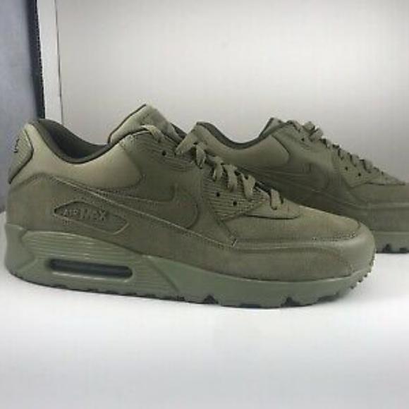 a003ae336 Nike Air Max 90 Premium SZ 13 Neutral Olive Mens. M_5ce4857115281241a541dde8